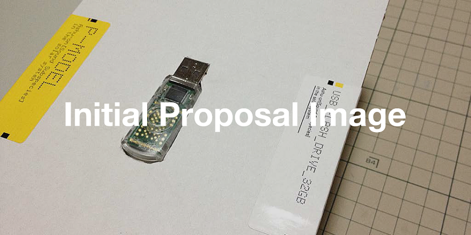 Initial Proposal Images