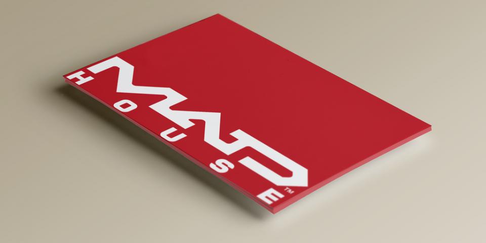 MADHOUSE _Brochure